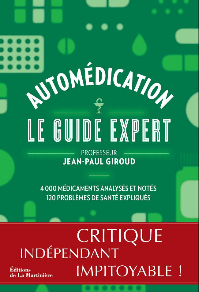 Automédication par le Pr Jean-Paul Giroud