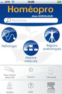 Homeo pro du Dr Alain Horvilleur